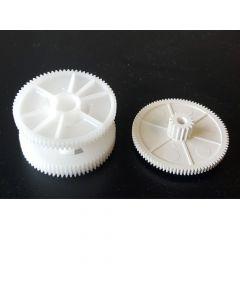 OKI09400310 : OKI Microline ML320 ML321 Line Feed Gear Kit
